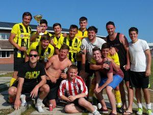 SoccerPitch Team Photo