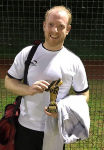 D BLAKE - Wimborne Mon LEAGUE TWO Top Scorer Oct 2017