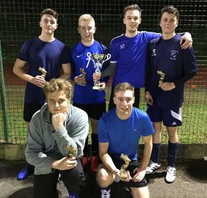 NEVILLE WEARS PRADA - Wimborne Mon LEAGUE ONE Winners Oct 2017